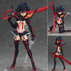 Buy Online Kill La Kill Matoi Ryuuko Figma Movable action figure PVC toys collection doll anime cartoon model for friend gift Action Figures, Frame Arms Girl, Anime Collectibles, Anime Figures, Statue, Japanese Anime, Figma, Anime, Anime Figurines
