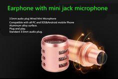 #microphone# #earphone #eshowods