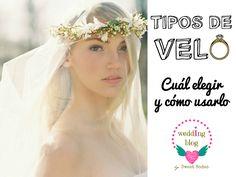Cómo elegir tu velo de novia | Sweet Bodas