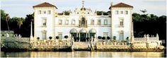 Vizcaya Museum Miami Fla