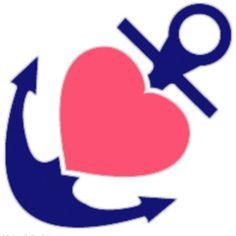 Anchor. Heart.