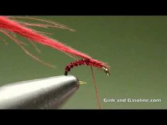 The CDC Blood Midge | Fly Fishing | Gink and Gasoline | How to Fly Fish | Trout Fishing | Fly Tying | Fly Fishing Blog
