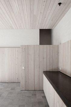 Coach house by Rolies + Dubois