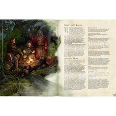 Player's Handbook (Dungeons & Dragons): Wizards RPG Team