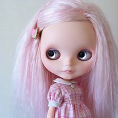 Anabel custom blythe doll Sharon Avital Dolls
