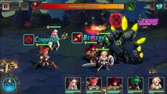 Tactics Squad Dungeon Heroes is a Free-to-play Android, RPG Role-Playing Multiplayer Game featuring numerous heroes and multiple battle modes available.
