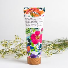 Arboretum Shower Gel by Library of Flowers from k colet Pattern Mixing, Shower Gel, Color Patterns, Body Care, Packaging Design, Design Inspiration, Graphic Design, Flowers, Health Care