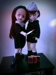 Afbeeldingsresultaat voor living dead dolls review