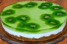 Без выпечки очень вкусный творожный торт с фруктами