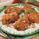 Asian Chicken Thighs