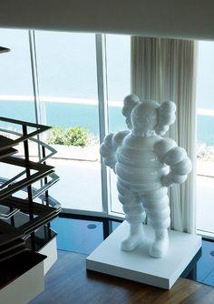 Chez... Pharrell Williams. Michelin Woman???