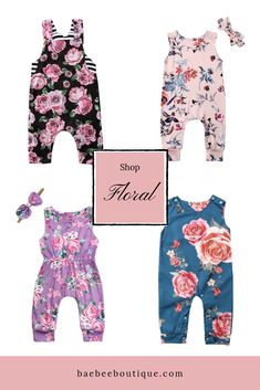 Stylish baby clothes, at affordable prices to keep your little ones cute from head-to-toe. Little Things, Little Ones, Stylish Baby Clothes, Everything Baby, Sock Shoes, Baby Gifts, Floral Prints, Unisex, Boutique