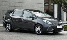 #Toyota #Prius+. Diseñado para armonizar todos los aspectos de la aerodinámica, el espacio y el diseño