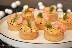 TARTELLETTE SALATE - Diylist.net Best Appetizers Ever, Slow Cooker Kielbasa, Fresh Chives, Tapenade, Cheese Ball, Deviled Eggs, Antipasto, Prosciutto, Kitchens