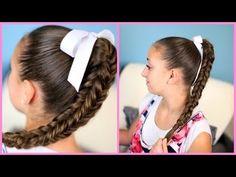 Box four-sided fishtail braid video tutorial