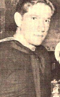 Richard Boone US Navy WWII