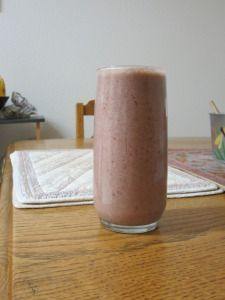 Protein Packed Power Smoothie