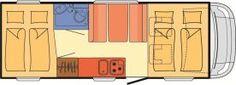 Wohnmobil Dethleffs Trend A 6977 - Komplettausstattung - ID: AVHC1929894 #Dethleffs #Trend #A 6977 #Wohnmobil - Caravans - Wohnwagen & Reisemobile