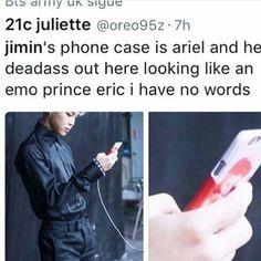 Emo prince Eric xD