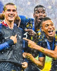 Dos mundiales para Francia ⭐⭐