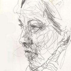 A6 cafe pencil sketch. David Hewitt Artist http://davidhewittartist.com/