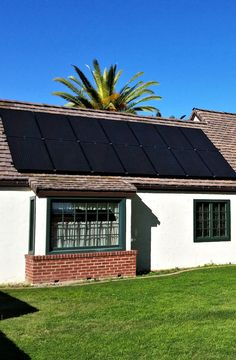 Rooftop Solar Energy Installation On San Diego Home By SolarTech. #Solar  Panels Are Manufactured