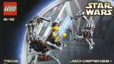 7203-1: Jedi Defense I