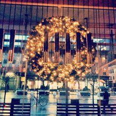 We're getting festive. #TGIF