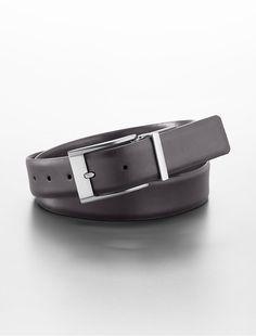 Volcom Raw Hide Leather Belt