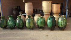 Vase, Ceramics, Stone, Bottle, Green, Home Decor, Ceramica, Pottery, Rock