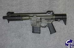 LWRC six8 psd 6.8spc Love this lil gun. If they would make it in 300blk i would pay for the sbr tax stamp