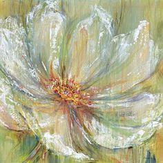 Portfolio Canvas Celadon Splash I by Carson Painting Print on Wrapped Canvas
