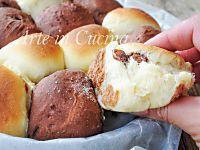 Danubio bicolore alla nutella ricetta facile   Arte in Cucina