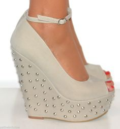 High Heel Wedges