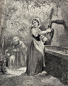 Illustration by Gustave Doré.
