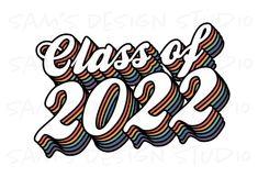Senior Class Shirts, Graduation Shirts, Graduation Stickers, School Shirts, Graduation Ideas, Parking Spot Painting, Sr 22, Grandma Names, Arabic Love Quotes