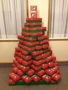box trees - Christmas Tree Box