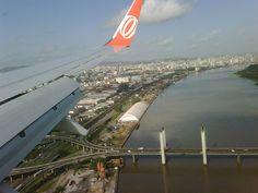 mundo-janela-aviao-27 Porto Alegre, Brasil