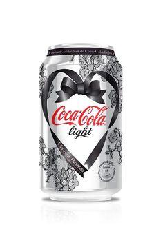 RARE Coca Cola Coke Chantal Thomass 2014 Collectable Can France - Unopened Coca Cola Light, Coca Cola Can, Always Coca Cola, World Of Coca Cola, Coca Cola Bottles, Coke Cans, Pepsi Cola, Coca Cola Vintage, Coca Cola Decor