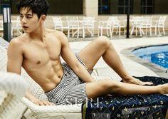 ZE:A Dongjun for SURE magazine