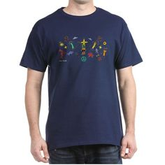 Dance of the Star Beings T-Shirt on CafePress.com