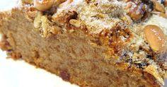 Recetas Monsieur Cuisine: Torta de Aceite con Frutos Secos
