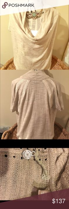 🎉SALE 🎉Anthropology,Sweater , Darling scoop front medium weight sweater .Reposh , to big for me . Anthropologie Sweaters