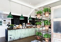 The Stables of Como...hello green inspiration