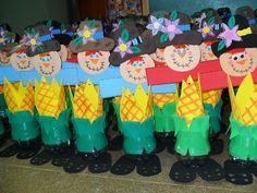 Criando Arte: Festa Junina - Sugestões de decoração e lembrancinhas