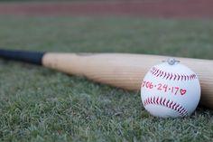 Baseball Engagement Session- Southern California Engagement Photographer - Kelly H Photo