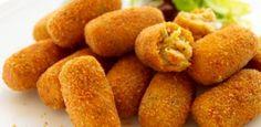 Cooking World - Croquetes de Grão e Alheira