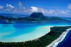 Island hopping in French Polynesia. http://www.lonelyplanet.com/pacific/travel-tips-and-articles/77653