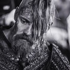 ViKings ~ Jasper Pääkkönen as Halfdan the Black