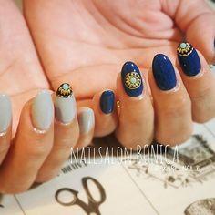 【人気上昇中♡】両手で違いを楽しめる『アシンメトリーネイル』のデザイン集* | GIRLY